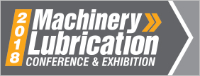 Machinery Lubrication conference logo