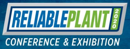Reliable Plant 2020 logo